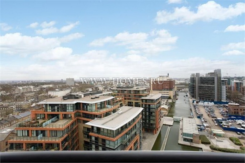Шикарные апартаменты в Лондоне
