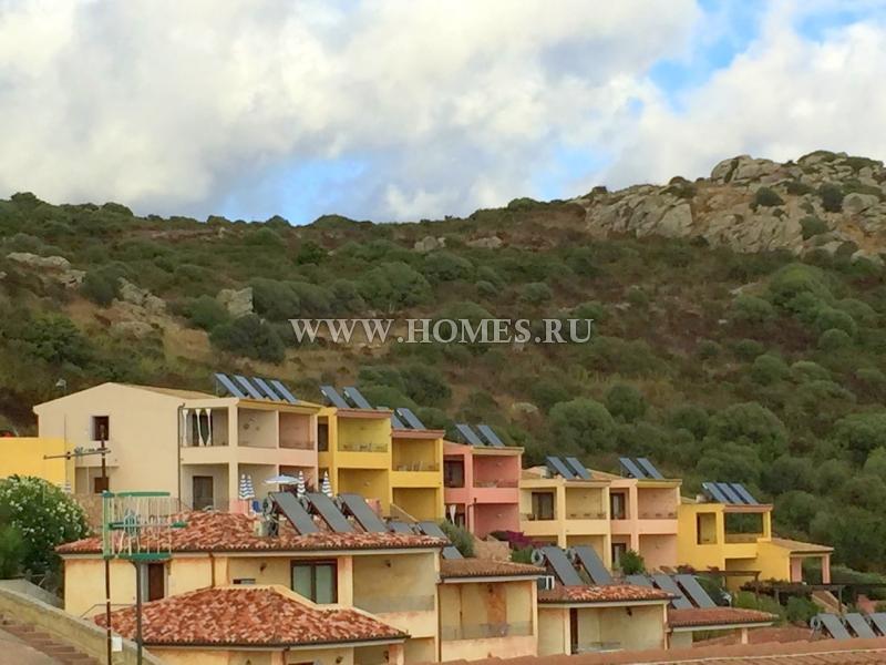 Шикарные апартаменты на Сардинии