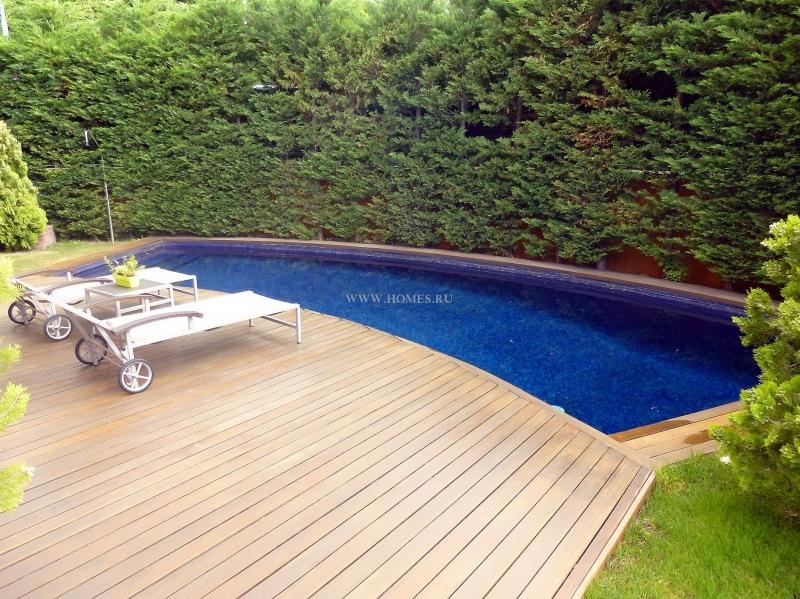 Великолепный дом в Испании
