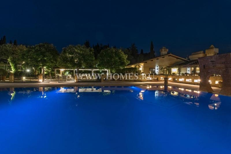 Флоренция, прекрасная вилла в 15 км от центра города