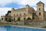 Шикарный замок в Испании