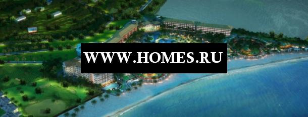 Новые апартаменты на острове Сент-Китс