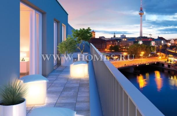 Потрясающий пентхаус в Берлине
