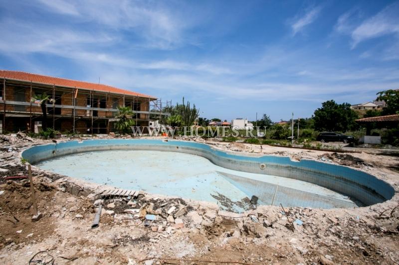 Замброне, новый комплекс на побережье