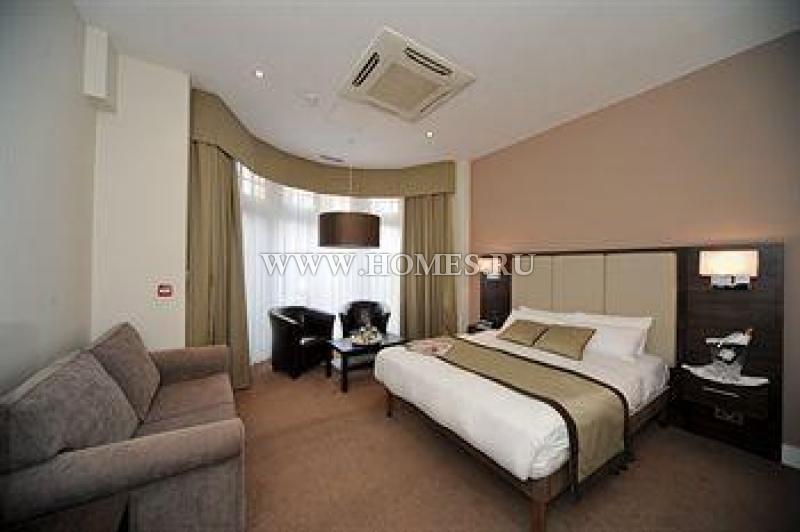 Трехзвездочный отель в Лондоне