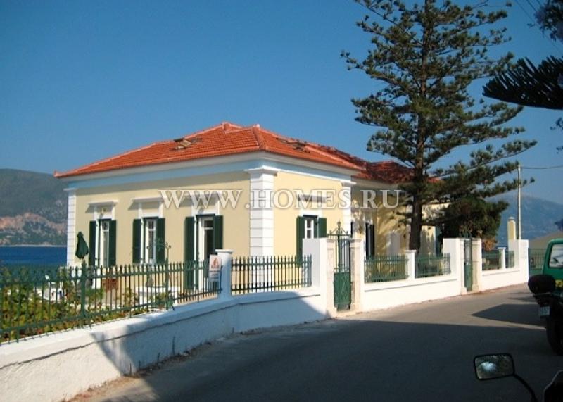 Чудесный дом в Фискардо, Кефалония