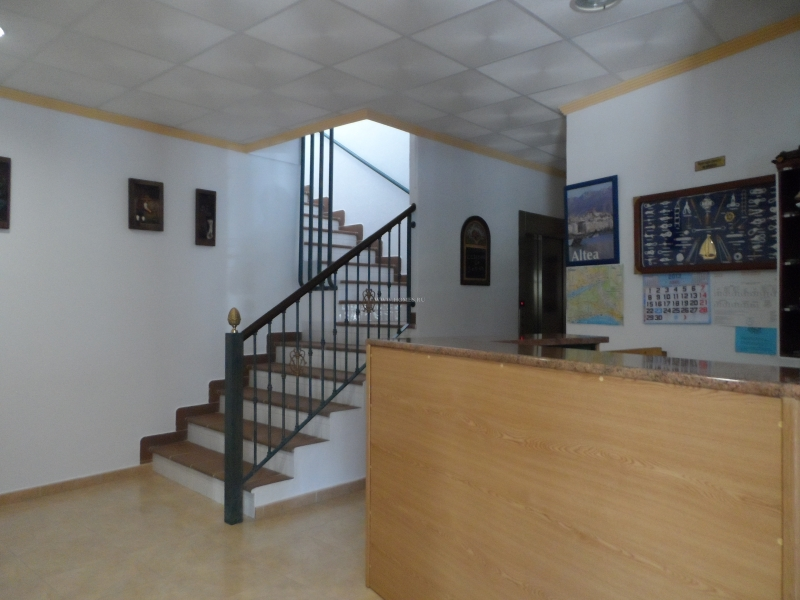 Прекрасный отель в Альтее, Аликанте