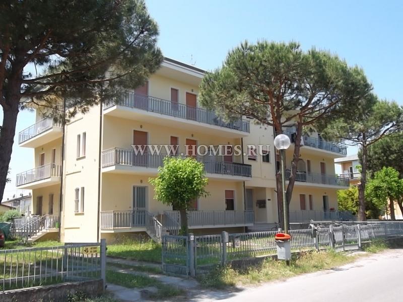 Уютные апартаменты в Чезантико