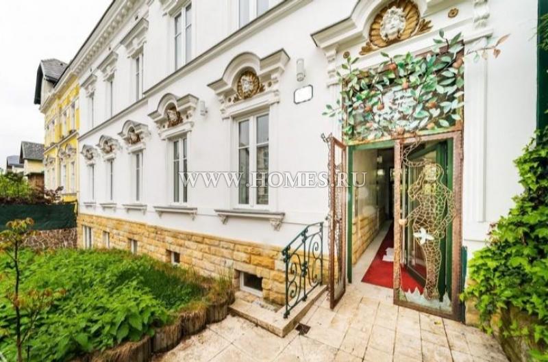 Роскошная вилла в 18 районе Вены