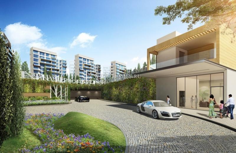Комфортабельные новые апартаменты в Сингапуре