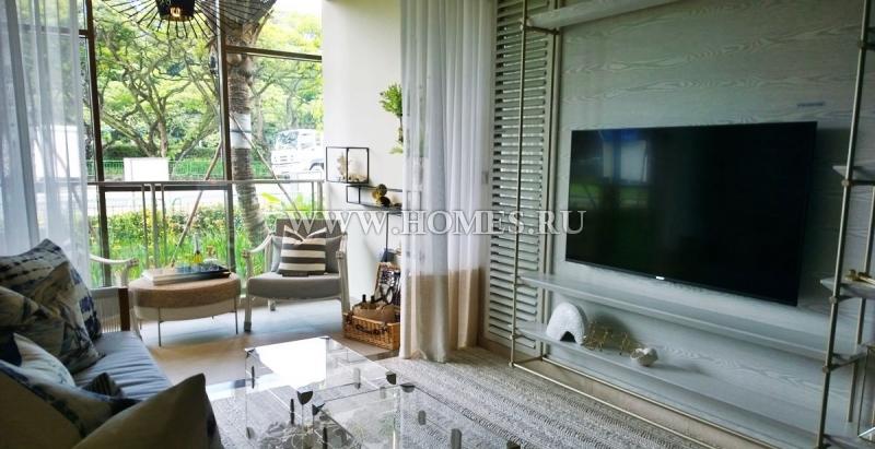 Роскошные апартаменты в Сингапуре