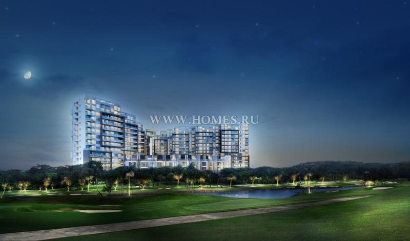 Чудесные новые апартаменты в Сингапуре
