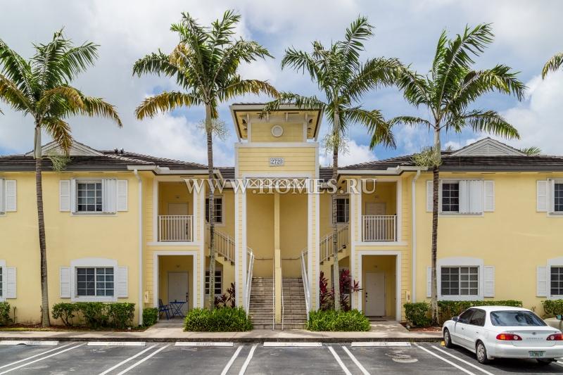 Доходные апартаменты в Майами