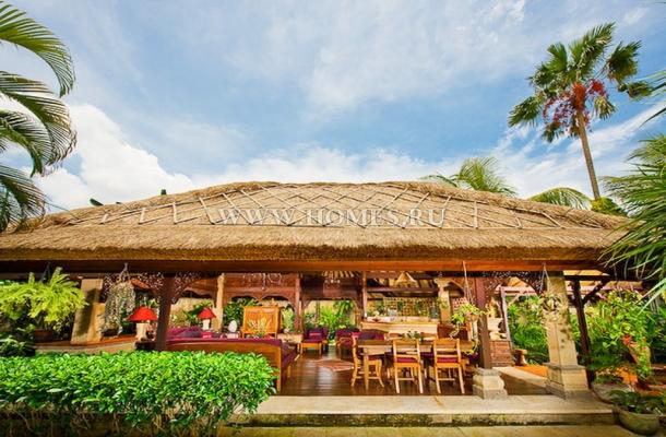 Прекрасный комплекс в Индонезии