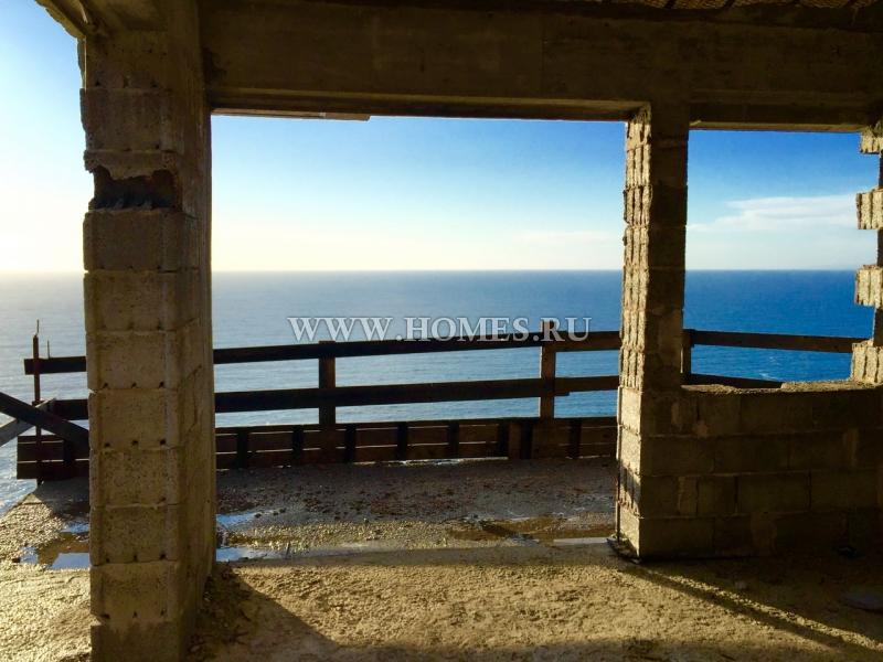 Новая вилла на Сардинии