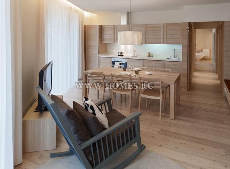 Современные апартаменты в Каринтии
