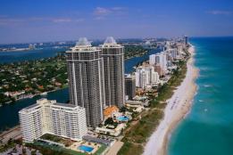 Новости рынка → Объем элитного жилья в Майами увеличился почти на 27% за год