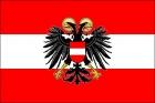 Флаг страны Австрия