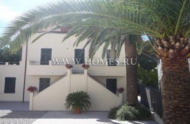 Прекрасный апартамент в Лигурии