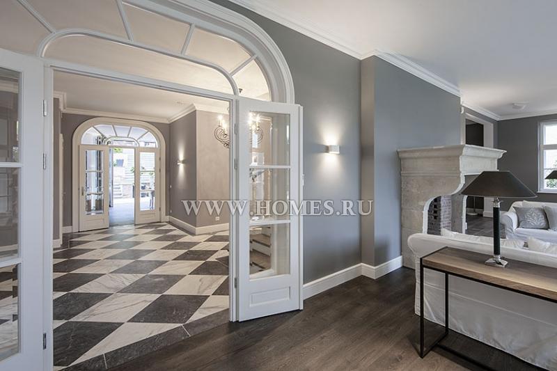 Дизайнерская вилла в Вене