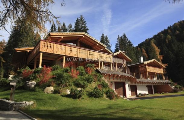 Роскошные апартаменты в горах