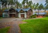 Элегантный дом в Латвии