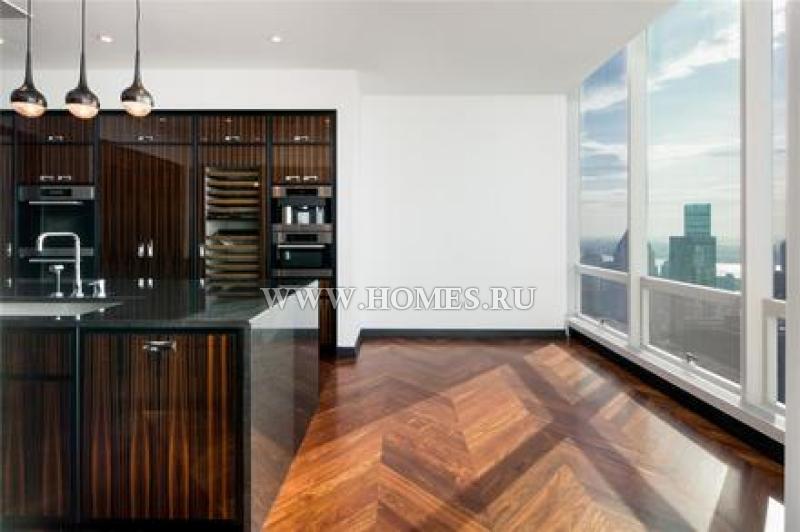 Роскошные апартаменты в Нью-Йорке