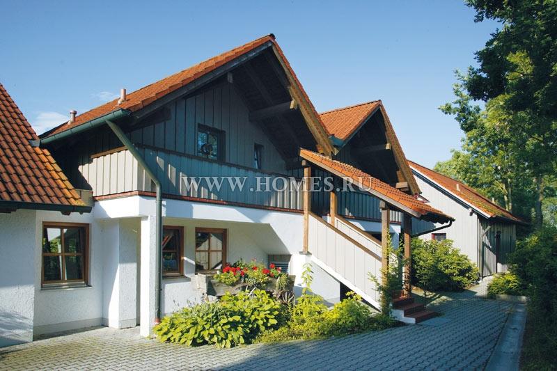 Перспективный кемпинг в Баварии