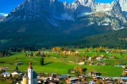 Статьи и обзоры → Особенности австрийской жизни