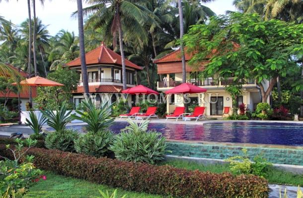 Прекрасный отель на севере Бали