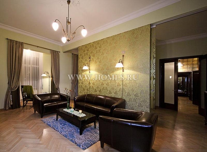 Дизайнерская квартира в Риге