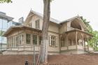 Просторный дом расположен в Юрмале
