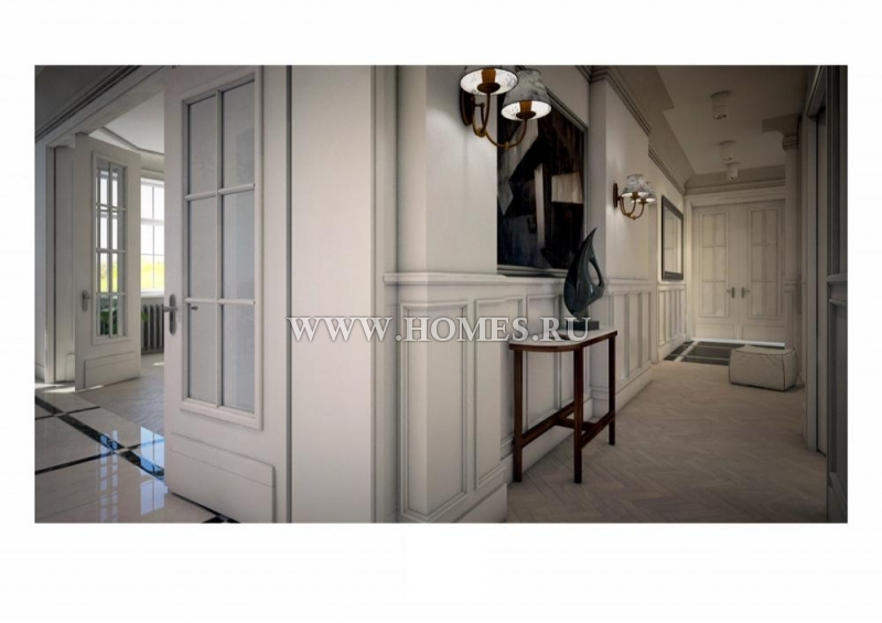 Потрясающая квартира в Риге