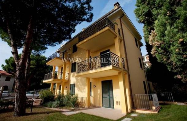 Симпатичные апартаменты в Италии