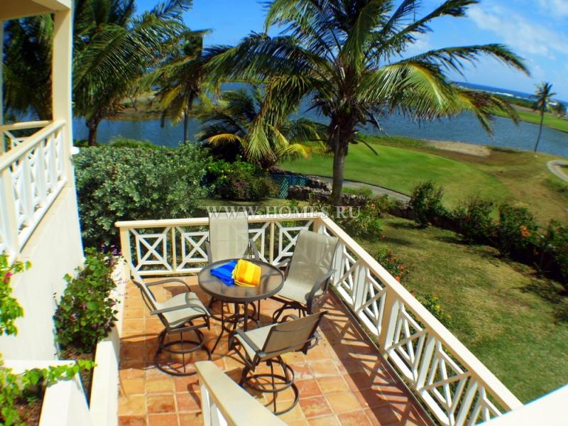 Комфортабельная вилла на острове Сент-Китс