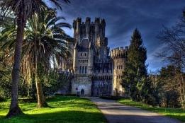 Новости рынка → Легендарный замок в Стране Басков вернулся в продажу
