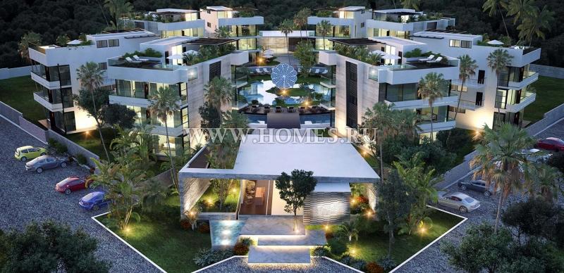 Роскошные апартаменты в Тулуме
