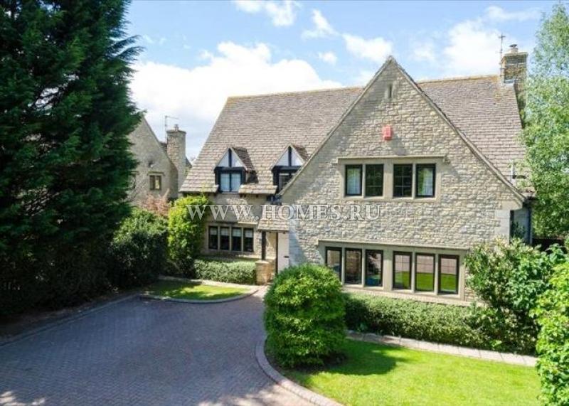 Очаровательный дом в графстве Глостершир