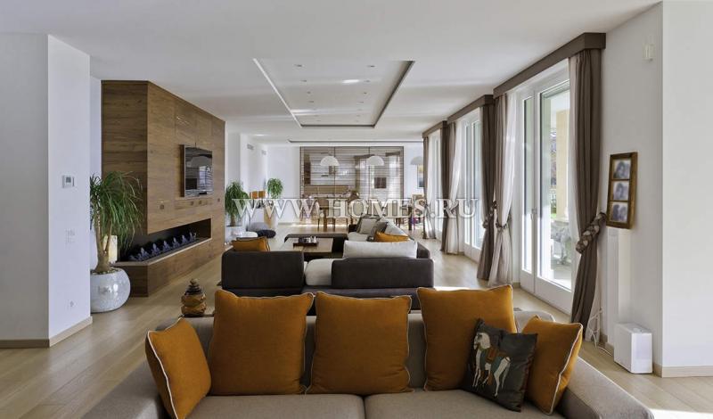 Роскошная квартира в Лугано