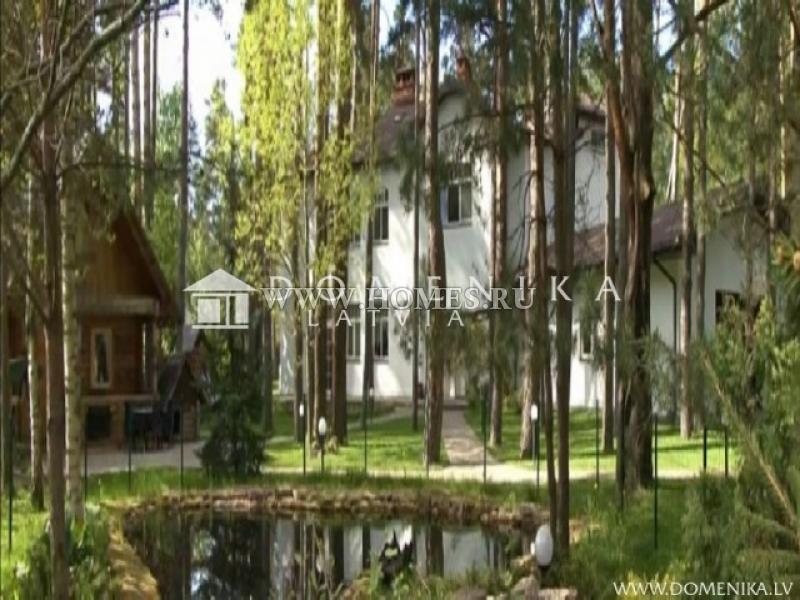 Очаровательный дом в Юрмале, Меллужи