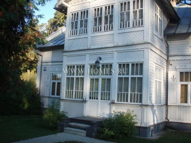 Уютный дом в районе Вайвари, Юрмала