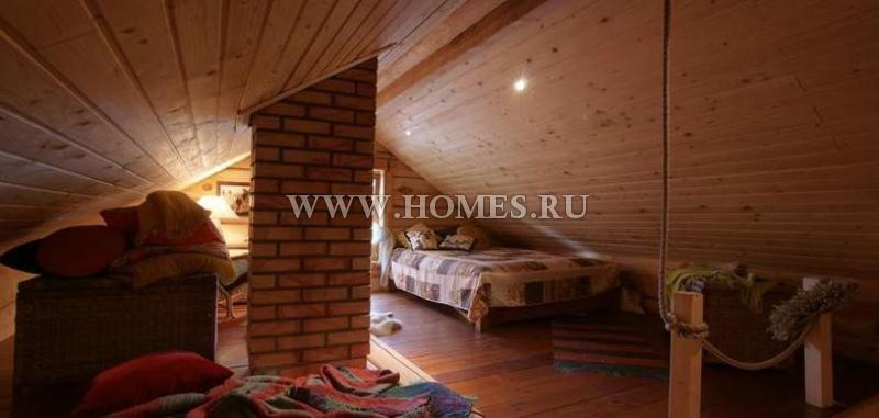 Уютный дом в Юрмале