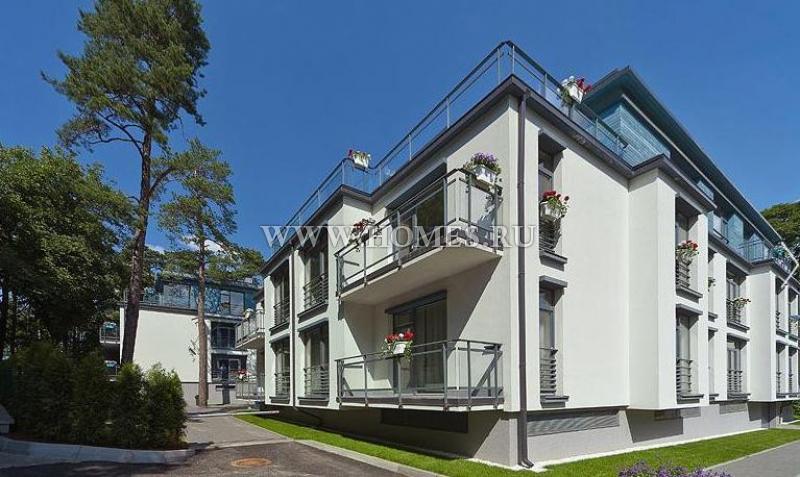 Современная квартира в Юрмале, Меллужи