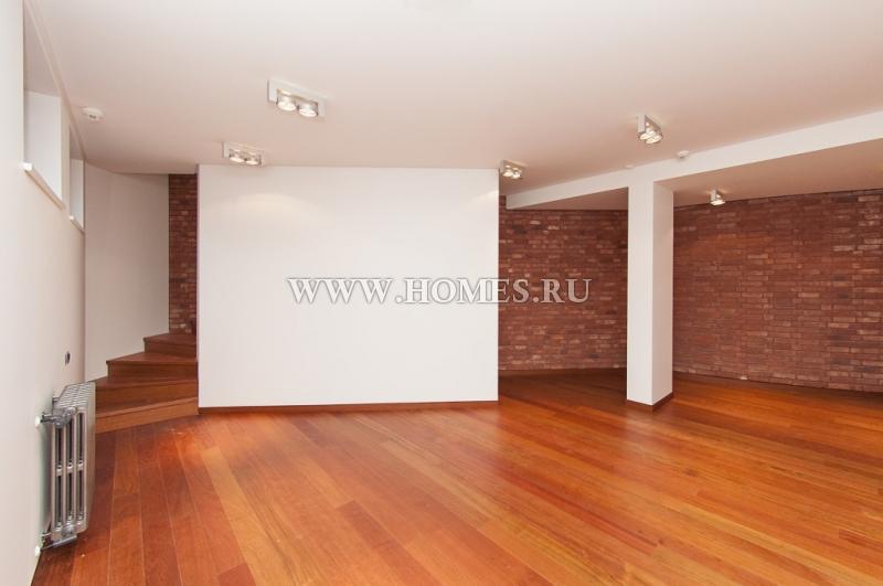 Уникальная квартира в Риге, Kипсала