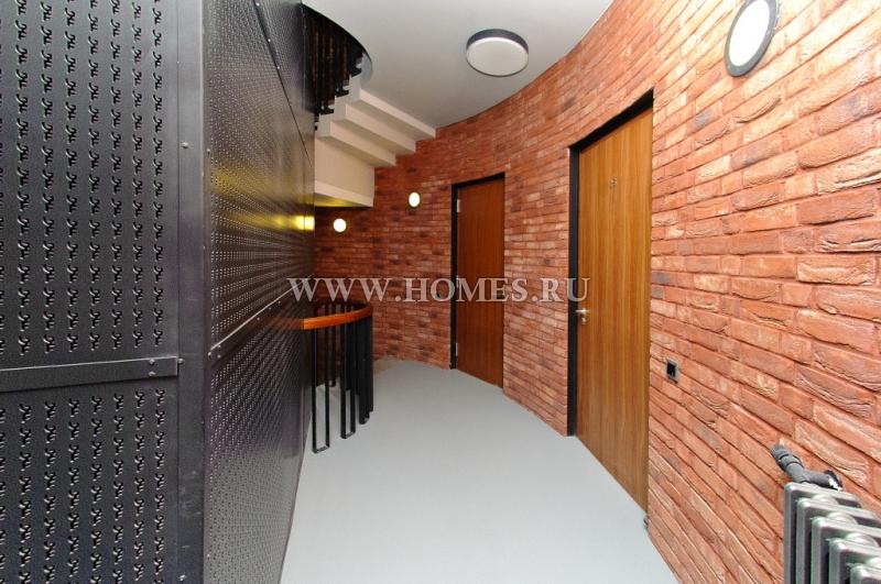 Уникальная квартира в Риге