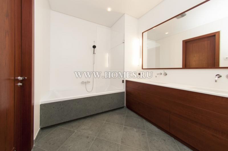 Современная квартира в Риге, Kипсала