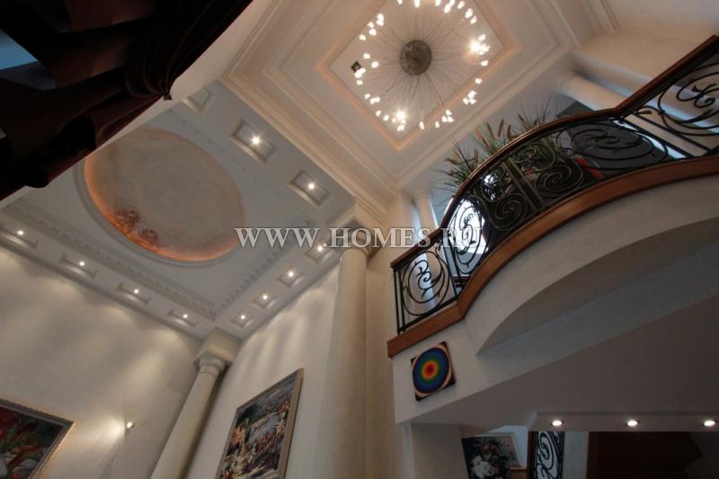 Роскошный дом в Риге, Межапаркс
