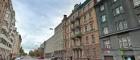 Историческое здание в центре Риги
