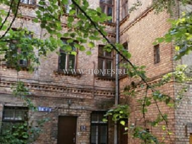Коммерческая недвижимость для инвестиций в центре Риги