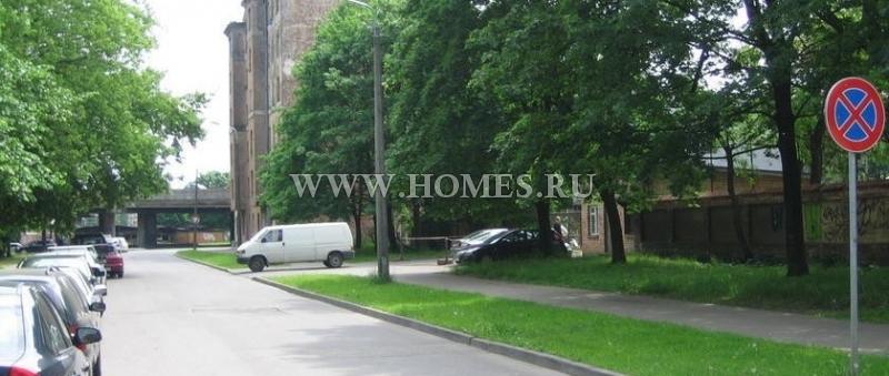 Земельный участок в центре Риги